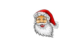 Picture holiday, beard, Santa Claus, Santa Claus