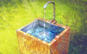 Picture water, sink, Arsenixc