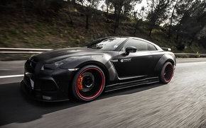 Picture Nissan, GT-R, Nissan, R35, Prior-Design, PD750