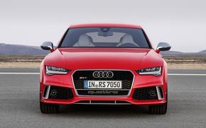 Picture Audi, Sportback, RS7, 2015