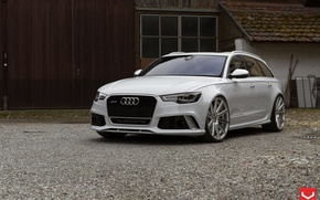 Picture audi, vossen, RS6