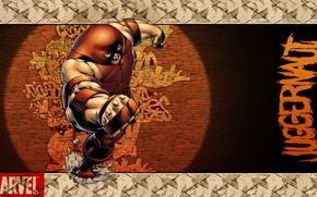 Picture Style, Marvel, Comics, Juggernaut, Honnoror