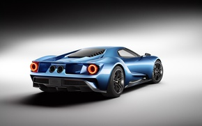 Picture Ford, Ford, the concept, rear view, Сoncept