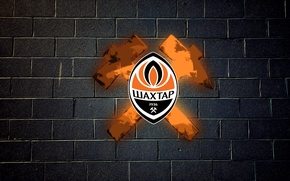 Picture Sport, Wall, Logo, Football, Background, Logo, Miner, Hammers