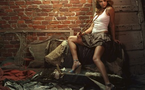 Wallpaper girl, photo, model, Jessica Alba