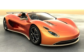Picture power, Ronn Motor, Scorpion Supercar