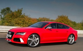 Picture Audi, Sportback, RS7