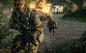 Picture weapon, war, bf2, battlefield 2