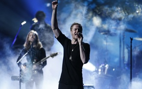 Picture Music, Wallpaper, Concert, Microphone, Male, Music, Wallpaper, Singer, Concert, Singer, Imagine Dragons, Dan Reynolds, Indie …