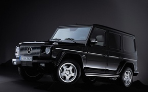 Picture Mercedes-Benz, AMG, G500