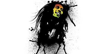 Picture graffiti, Jamaica, jamaica
