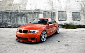 Picture bmw, BMW, carbon, orange, carbon, orange