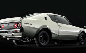 Picture nissan, skyline, gt-r