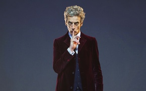 Picture look, face, background, actor, male, jacket, Doctor Who, Doctor Who, Peter Capaldi, Peter Capaldi, The ...