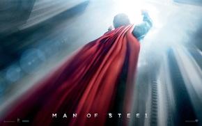 Wallpaper Kal-El., Henry Cavill, Man of Steel, DC Comics, Superman, Clark Kent, Superman
