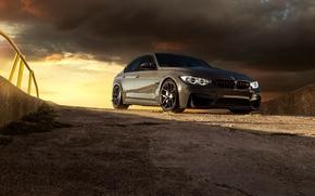 Picture BMW, HRE, Grigio, M3, R101, Telesto