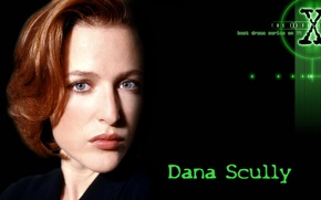 Picture Classified material, The X Files, Dana Scully, Dana Scully