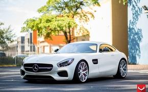 Picture Mercedes Benz, AMG, Vossen, BTS