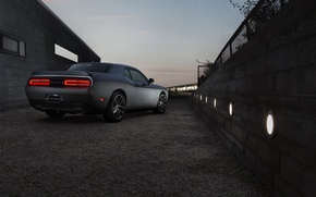 Picture View, Dodge, Challenger, Muscle Car, R/T 2015