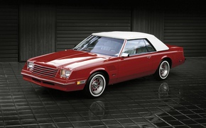 Picture Dodge, Dodge, 1980, Mirada, Mirada