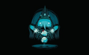 Picture cartoon, ice, the animated series, time, icecream, king, adventure time, adventure, adventure time, ice king