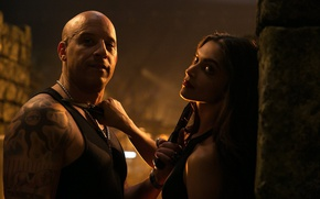 Picture thorax, yuusha, strong, muscular, Mark Sinclair Vincent, Xander Cage, knife, switchblade, XXX Return of Xander …