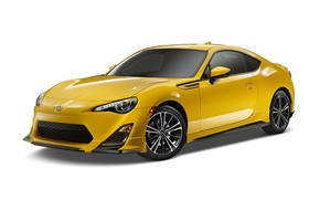 Wallpaper FR-S Release, Scion, Series 1.0, 2015