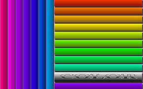 Picture color, strip, vertical, different, horizontal