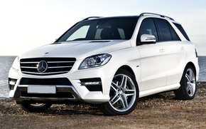 Picture White, Machine, Mercedes, Desktop, Mercedes, Benz, Car, 2012, Car, Beautiful, AMG, New, White, Wallpapers, New, …