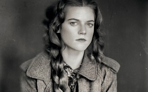 Picture portrait, Game of Thrones, Rose Leslie