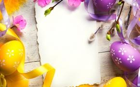 Wallpaper eggs, Easter, Easter, Holidays