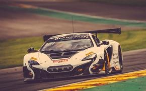 Picture McLaren, supercar, GT3, race, 650S