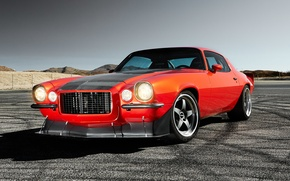 Picture Chevrolet, Camaro, Wheels, SO3