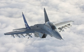 Wallpaper the air, the MiG-35, MiG-35