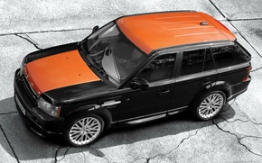Wallpaper Range Rover Sport