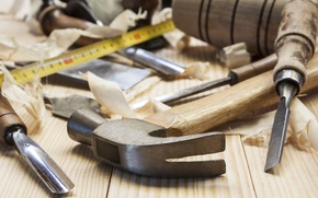Picture wood, tools, carpentry
