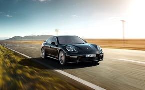 Wallpaper Panamera, Porsche, Porsche, Panamera, 2015