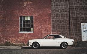 Picture white, Toyota, 1974, Celica GT