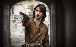 Picture Series, The Musketeers, The Musketeers, Luke Pasqualino, d'artagnan