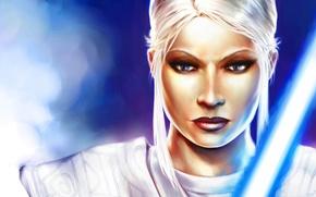 Picture Star wars, Jedi, lightsaber, Star wars, knights of the old republic, knights of the old …