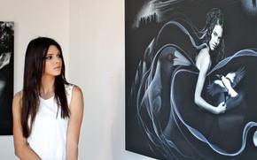 Picture girl, model, TV presenter, Kendall Jenner, Kendall Jenner