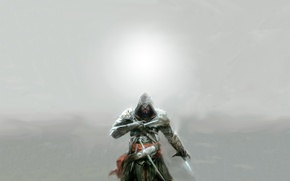 Picture creed, assasins, revelations, ezio