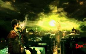 Picture the city, Dante, DMK