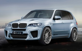 Picture Design, G-Power, Typhoon, BMW X5 M