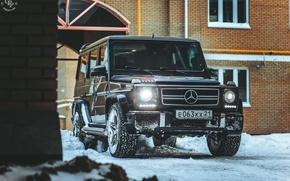 Picture AMG, Mersedes, G-Class