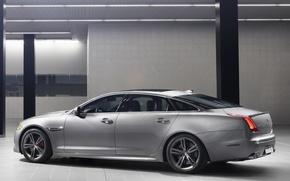 Picture Jaguar, door, car, side view, XJR
