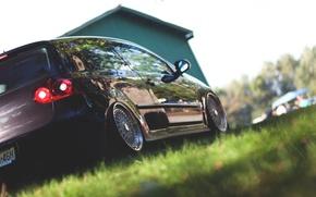 Picture grass, lawn, volkswagen, Golf, golf, Volkswagen