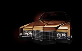 Picture Cadillac, 1969, Cadillac, Fleetwood, Fleetwood