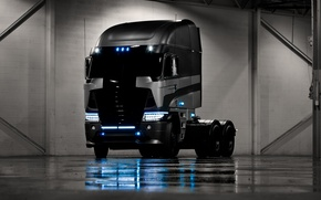 Picture the film, truck, Freightliner, 2014, Transformers 4, Transformers 4, Argosy, Ultra Magnus, Ultra Magnus