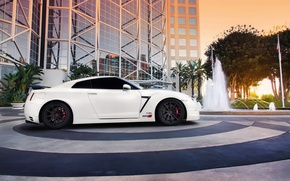 Picture car, tuning, Nissan, tuning, rechange, Nissan GT-R